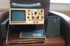 Tektronix Oscilloscope 434 (1975)+